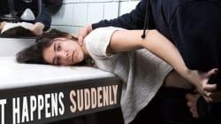 Neuf photos choc pour montrer la violence des agressions