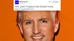 Justin Trump va vous donner des cauchemars
