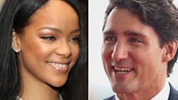 Rihanna Wants Trudeau To Get To Work, Work, Work On Foreign