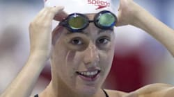 Canada's Aurelie Rivard Swims To GOLD At The