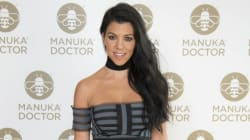 Kourtney Kardashian est méconnaissable avec les cheveux