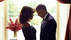Cette photo du couple Obama affole les internautes
