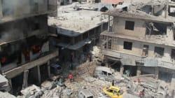 58 morts dans des frappes aériennes en
