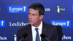 Pour Valls, Sarkozy