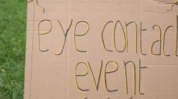 Eye-contact: pour renouer avec le contact humain