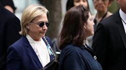 Pneumonie, attaque contre Trump... Le week-end noir d'Hillary