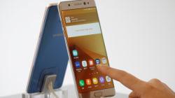 Batteries explosives: Samsung arrête la vente et les échanges du Galaxy Note