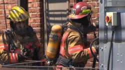 Pompier, un métier à risque de cancer