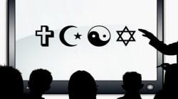 La religion dérange, la recherche