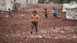 I bambini suicidi di Madaya, il tributo più osceno della guerra in
