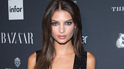 Emily Ratajkowski Combines All Elements Of A 'Sexy' Dress In 1