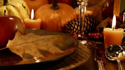 Simply Stunning Thanksgiving Decor