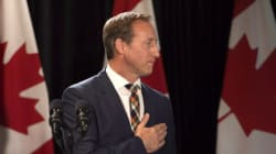 Peter MacKay Rules Out Tory Leadership