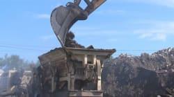 Travaux sur l'échangeur Turcot: Bruit et poussière