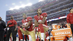 Colin Kaepernick a encore boycotté l'hymne
