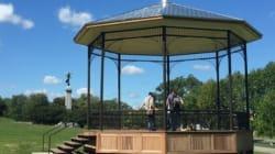 Le pavillon Mordecai-Richler est prêt, cinq ans et 724 000 sollars plus