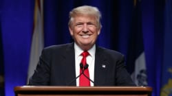 Trump Says Clinton's 'Deplorables' Quip Makes Her