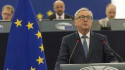 En directo: Juncker pronuncia el discurso sobre el estado de la