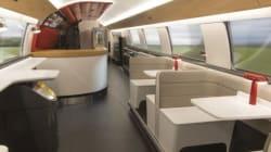 On sait à quoi ressemblera le TGV Oceane reliant Paris à Bordeaux et