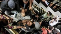 PM joga spray de pimenta em estudantes dentro da Assembleia Legislativa de