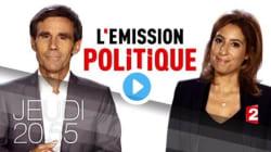 Avec Sarkozy invité de L'émission politique, France 2 se lance vers