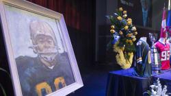 Hundreds Attend Calgary Memorial To Honour Norman