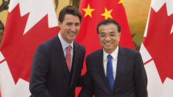Chinese Premier Coming To