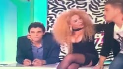 Une star de téléréalité montre son sexe à la télévision... à heure de grande écoute