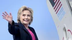 Hillary Clinton repart en campagne jeudi après un repos forcé de 3