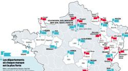 Les départements qui achètent le plus d'automobiles françaises (et les