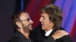 Deux ex-Beatles se retrouveront pour la première d'un