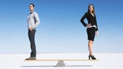 L'écart salarial femme-homme diminue selon le niveau