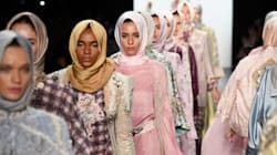 For The First Time, A Hijab-Filled Collection Showed At
