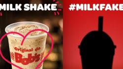 Marcas enlouquecem na disputa pelo melhor milk-shake de
