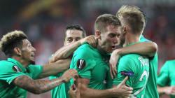 Regardez les buts des débuts de Nice et Sainté en Europa