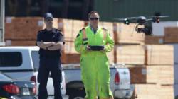 Vie privée: les dizaines de drones de la GRC