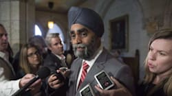 Sajjan Backs Off Remarks About First Nations Calling In