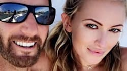 Paulina Gretzky Doesn't Care That The Temperatures Are