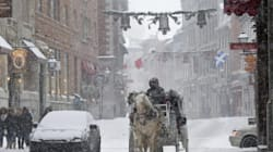 Winter Winds, Frigid Temperatures Blast
