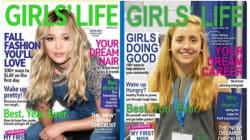 Fed-Up Graphic Designer Gives 'Girls' Life' Mag Best