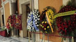Il Senato omaggia Ciampi: folla e autorità alla camera
