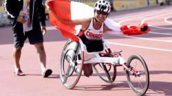 Michelle Stilwell gagne sa deuxième médaille d'or à