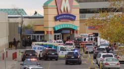 Une attaque dans un centre commercial à Calgary fait deux
