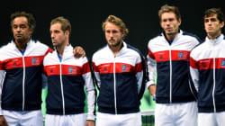 Pas de finale de Coupe Davis pour l'équipe de