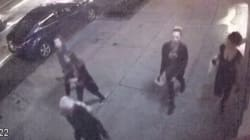 Manhattan Bombing Captured On Surveillance
