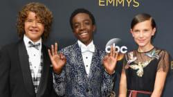 Emmy Awards 2016: les acteurs de«Stranger Things» sont adorables sur le tapis rouge