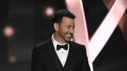 Trump en a pris pour son grade pendant les Emmy Awards