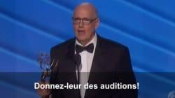 Le discours poignant de Jeffrey Tambor pour les acteurs