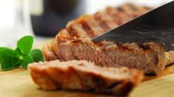 Strip Loin Beef Sandwich
