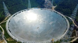 Chercher des extraterrestres avec le plus grand télescope du